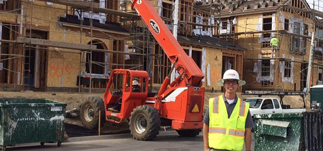 "In just two years, Mark Gonzalez went from being a college student working as an entry-level intern, to an assistant superintendent for one of the Southwest's most award-winning builders. How <a href=""https://cesblog.sdsu.edu/sdsu-construction-supervision-graduate-having-the-courses-100-percent-online-made-my-success-possible/#more-'"" class=""more-link"">more »</a>"