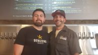 Chris is the owner of his own craft beer business,The Brewers Tap Roomin Encinitas, CA, a neighborhood hotspot with 25 rotating taps that opened in 2017. We wanted to ask Chris about his unique experiences as a business owner, a craft beer professional, and an SDSU graduate.