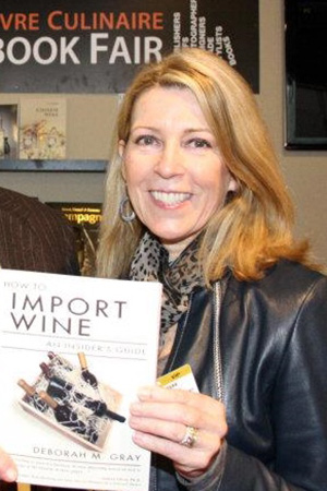 Deborah Gray's book, How to Import Wine