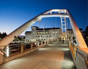 SDSU PED Bridge