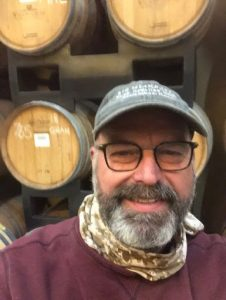 Guz Vizgarda Temecula winemaker
